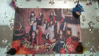 READY STOCK THE YEAR OF YES POSTER