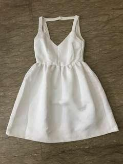 White Dress by Zara collection
