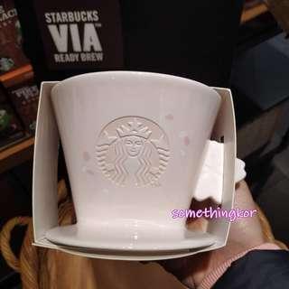韓國 Korea Starbucks 19 Cherry blossom dripper