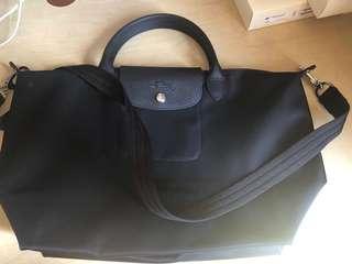 Black Longchamp Bag Brand New Large