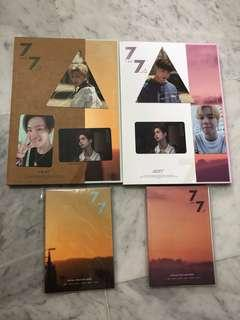 {💚WTS} GOT7 7for7 unsealed album with PO benefits