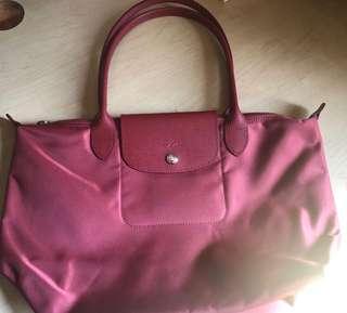 🚚 Red Longchamp Bag Brand New Medium