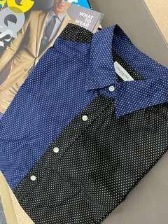 Casual Color Shaded Dotted Shirt - Gucci/Supreme/Burberry