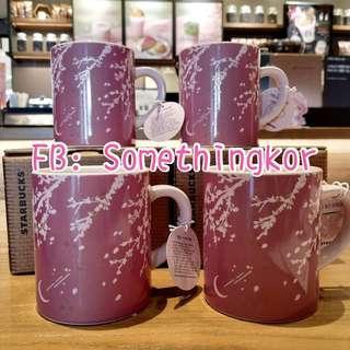 韓國 Korea Starbucks 19 Cherry blossom mug 355ml
