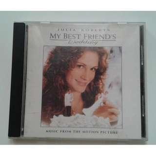 My Best Friend's Wedding OST