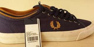 Fred Perry - Kendrick Tipped Cuff Canvas Sneaker