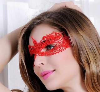 Mask Topeng Wajah Penutup MataAksesoris
