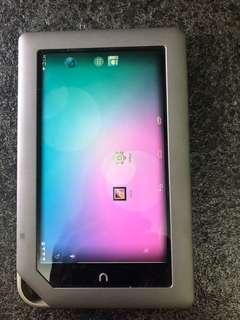 Barnes & Noble Nook Tablet BNTV250 Wi-Fi, 7in - Silver