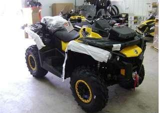 MOTR ATV 300 OUTLANDER MAX