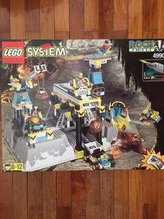 LEGO System Rock Raiders 4990