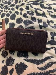 BRAND NEW Michael Kors Jet Set Wallet