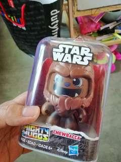 Mighty Muggs Star Wars Chewbacca