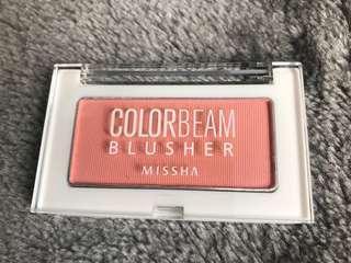 Missha ColorBeam Blusher