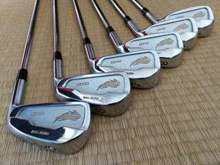 JDM Crazy Prototype Forged Irons #5-P DG105 S300 Golf
