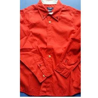 DON'T MISS: Brand new long sleeved red shirt for boys: 6yr