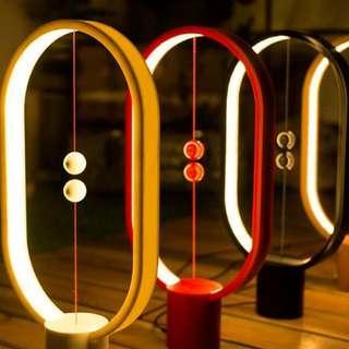 Brand New! Heng Balance Lamp - Ellipse Magnetic LED Lamp