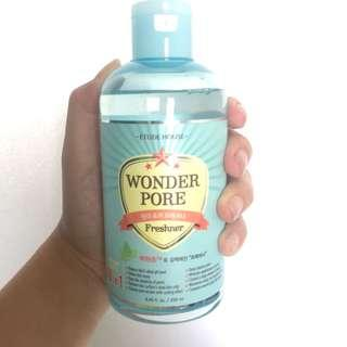 Etude House Wonder Pore Toner