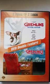 2 DVD Gremlins 1+2 Special Editions
