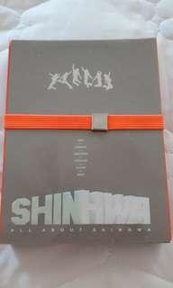 [RARE] ALL ABOUT SHINHWA DVD