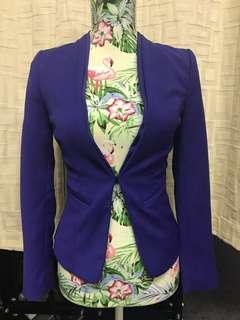 H&M Cobolt Blue Jacket