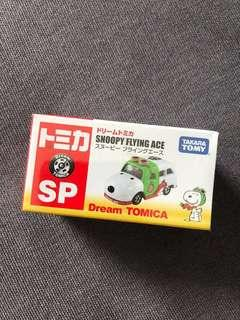 Tomica Dream Car Snoopy Flying Ace