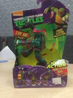 Ninja Turtles Spinning Action Figure