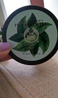 Body Butter Fuji Green Tea