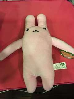 綿綿兔布偶