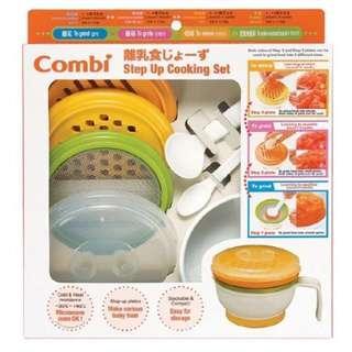 combi 離乳調理餐具