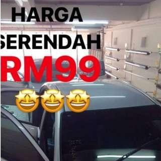 CAR TINTED RM99