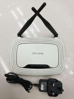 TPLink N300 router
