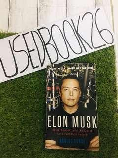 Elon Musk Tesla, SpaceX and the Quest for a Fantastic Future - Ashlee Vance