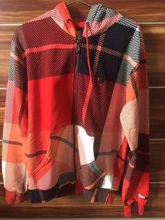 Jacket hoodie DC