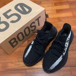 Yeezy Boost 350 V2 Oreo Black
