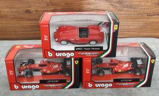 🚚 Shell Ferrari Race & Play Cars