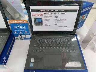 Lenovo Notebook Cicilan Tanpa Kartu kredit