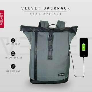 Backpack with Usb