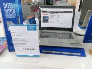 Laptop Lenovo AMD A9 Cicilan Tanpa Cc