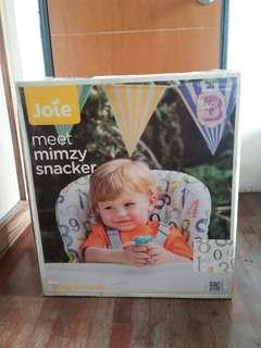 NEW Joie Baby Chair Meet Mimzy Snacker #ibuhebat