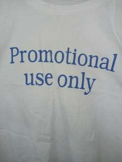 """ulzzang white """"promotional use only"""""""
