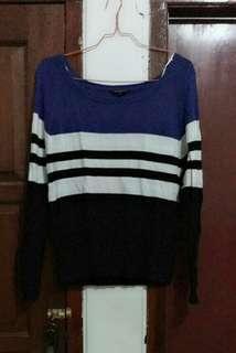 Sweter rajut import