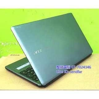 🚚 LOL全開高效大螢幕獨顯 ACER E1-572G i5-4200U 8G 500G 獨顯 15吋筆電 聖發二手筆電