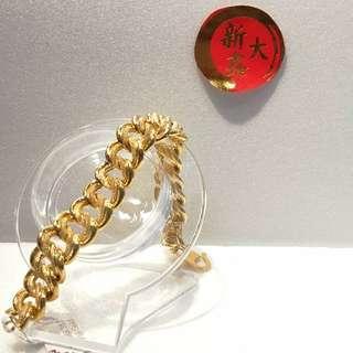 🚚 916gold coco design bracelet