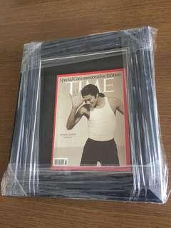 Framed Time Magazine Michael Jackson Special Commemorative Edition July 2009