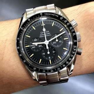 Omega Speedmaster Moonwatch Ref 145.0022 Late 90s