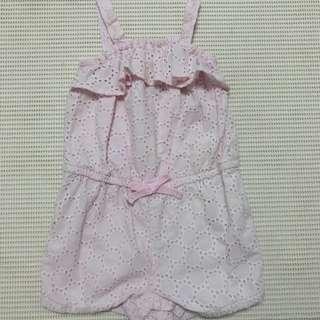The Children's Place Pink Romper