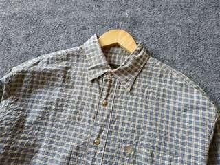 timberland check shirt