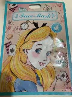 Disney Alice mask