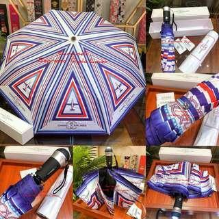 [C•H•A•N•E•L]Airlines collection Multi-color umbrella 🌂VIP Gift