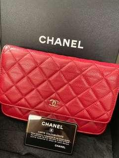 [FALSH SALE⚡️]Authentic Chanel Wallet On Chain